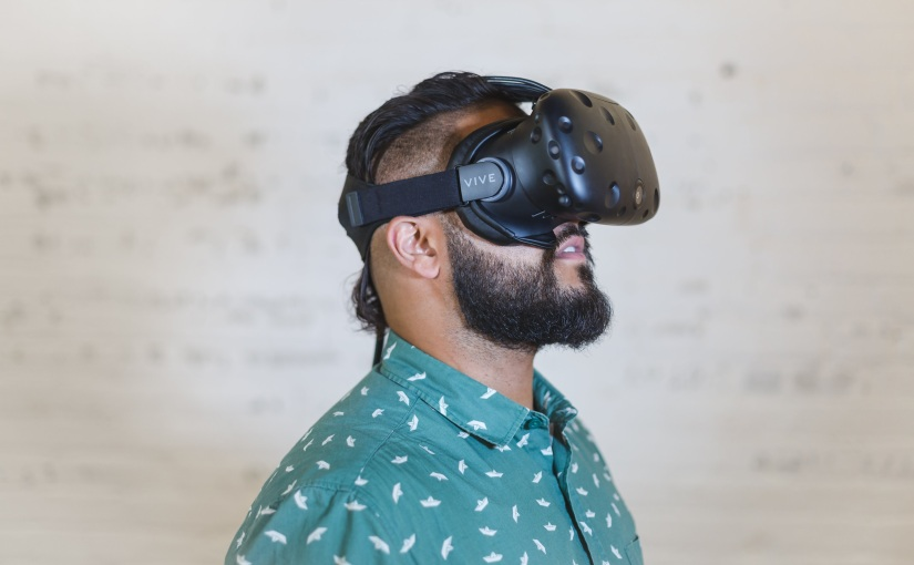 Virtual Reality and the HTC Vive – What is VR and Why Should YouCare?